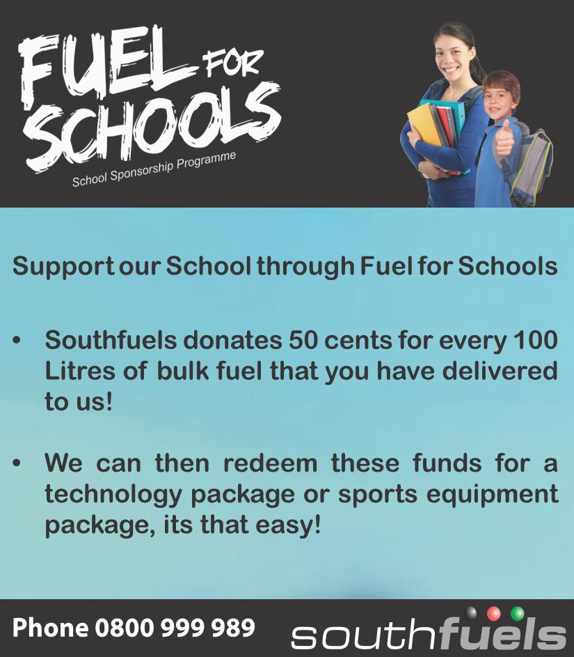 Southfuels - Fuel for Schools
